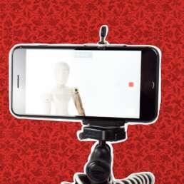Mit dem Smartphone Interviews produzieren