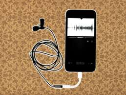 Audio Mobile Reporting